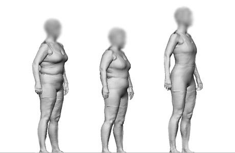 women getting fat